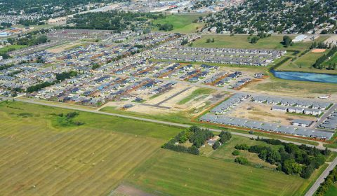 Southridge Development, Brandon, J&G Homes