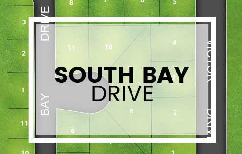 Lot Maps - Victor Drive, South Bay Drive, J&G Homes
